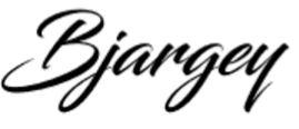 Undirskrift Bjargey
